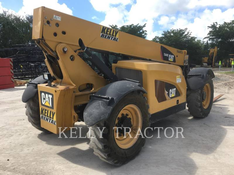 Caterpillar STIVUITOR TELESCOPIC TL642C equipment  photo 5