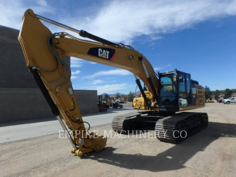 CATERPILLAR PELLES SUR CHAINES 330FL ST P equipment  photo 4
