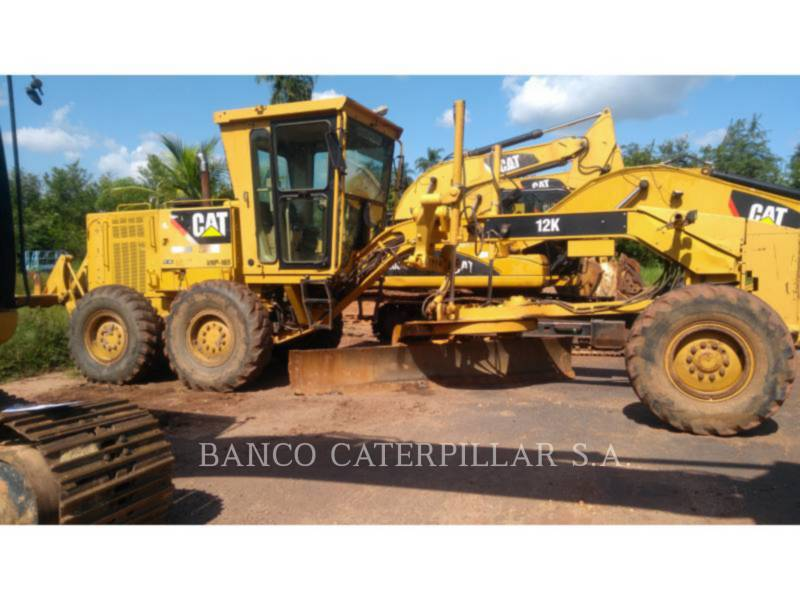 CATERPILLAR MOTONIVELADORAS 12K equipment  photo 6