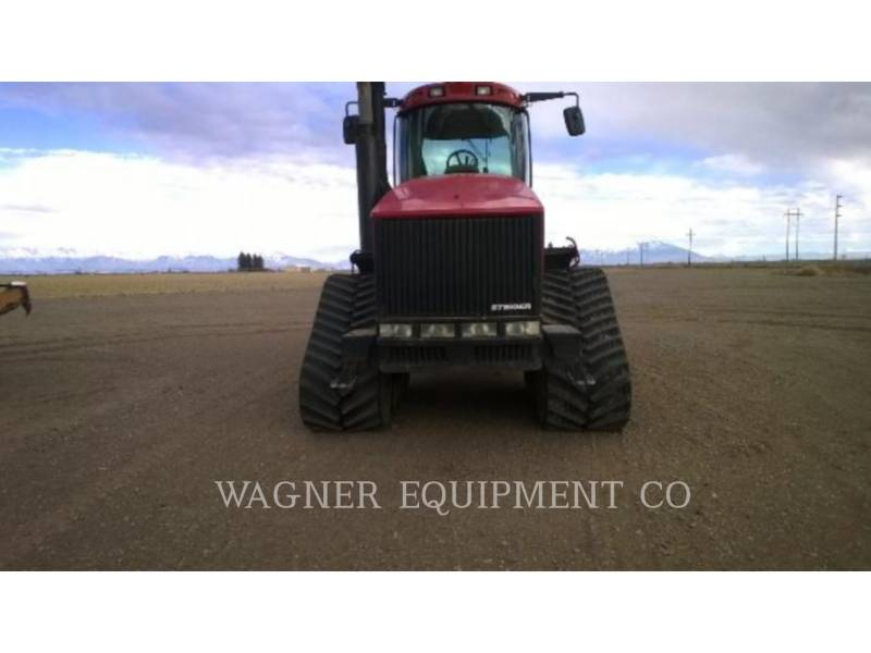 CASE AG TRACTORS STX480 equipment  photo 4