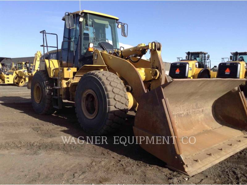 CATERPILLAR WHEEL LOADERS/INTEGRATED TOOLCARRIERS 966G II equipment  photo 2