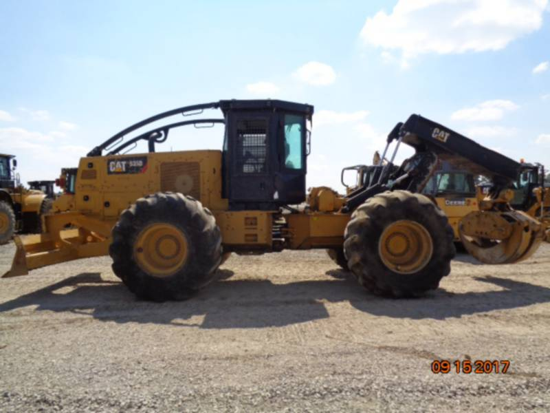 CATERPILLAR FORSTWIRTSCHAFT - HOLZRÜCKER 535D equipment  photo 19