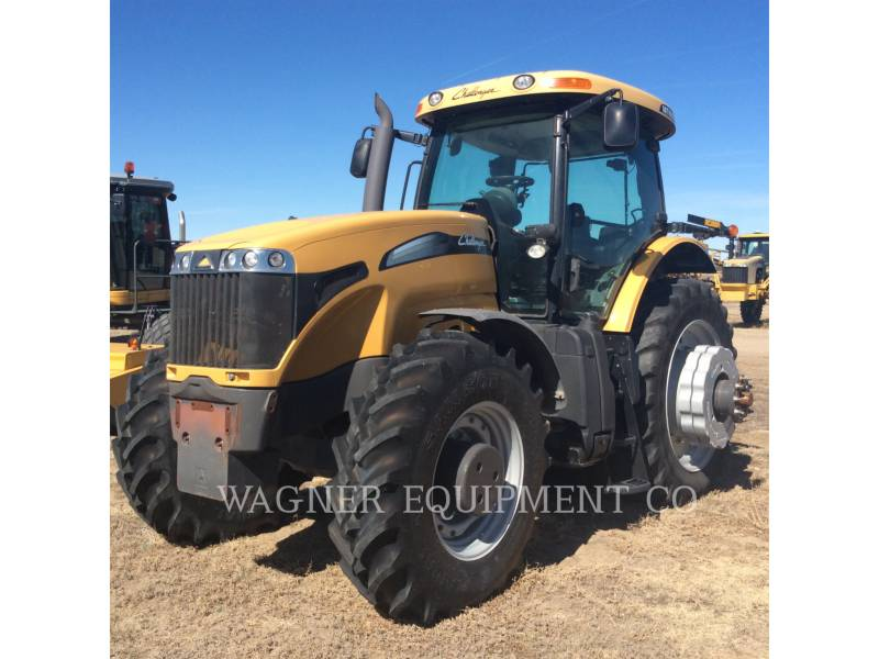 AGCO TRACTEURS AGRICOLES MT655C-4C equipment  photo 1