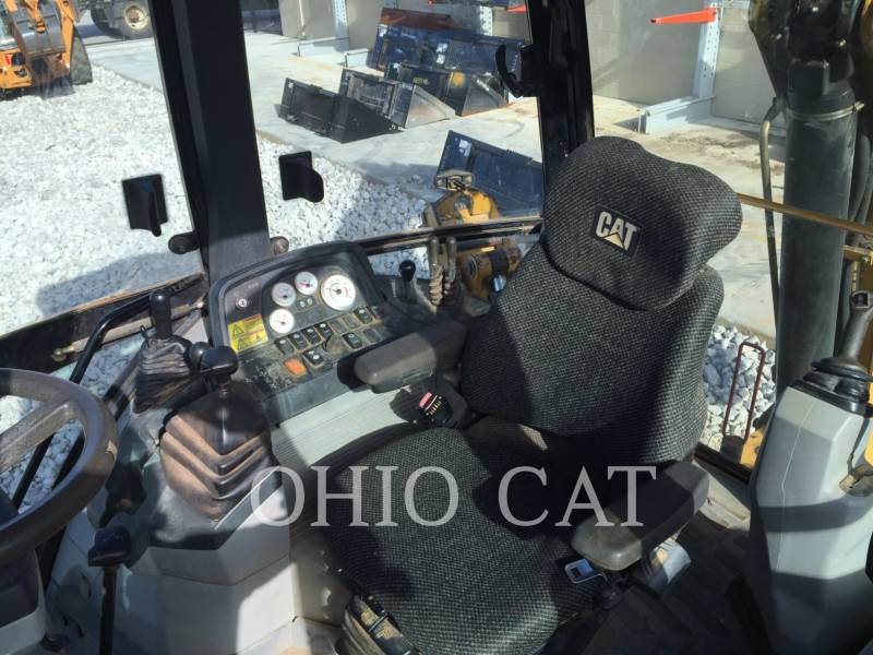 CATERPILLAR BAGGERLADER 420E ST equipment  photo 6