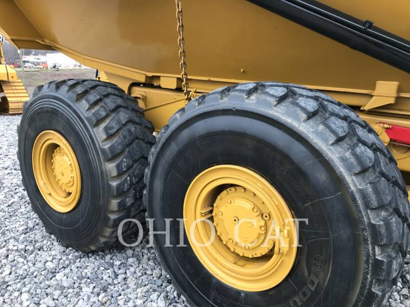 CATERPILLAR ARTICULATED TRUCKS 735B equipment  photo 9