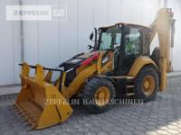 Equipment photo CATERPILLAR 432F KOPARKO-ŁADOWARKI 1