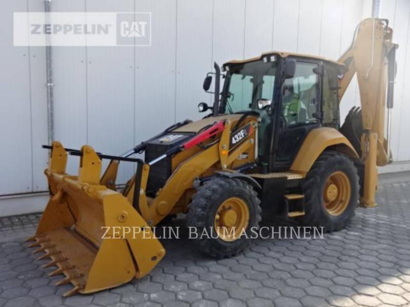 CATERPILLAR KOPARKO-ŁADOWARKI 432F equipment  photo 1