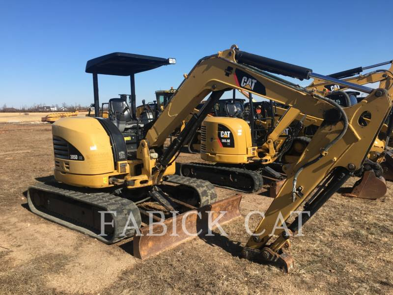 CATERPILLAR PELLES SUR CHAINES 305D CR equipment  photo 1