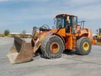 Equipment photo FIAT (HESSTON) W231 WHEEL LOADERS/INTEGRATED TOOLCARRIERS 1