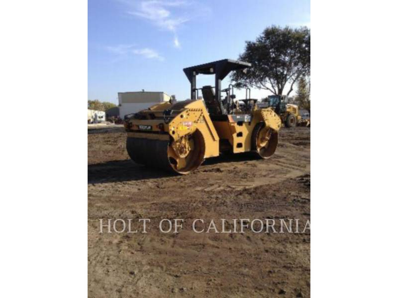 CATERPILLAR FINISSEURS CB54 equipment  photo 4