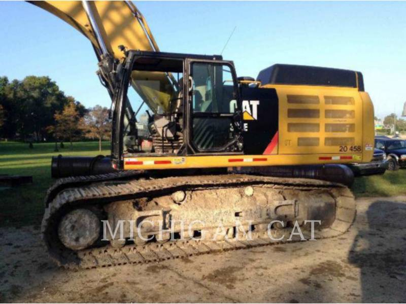 CATERPILLAR TRACK EXCAVATORS 349EL Q equipment  photo 18