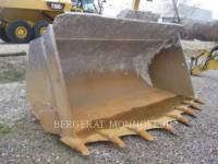 CATERPILLAR RADLADER/INDUSTRIE-RADLADER 966K equipment  photo 8