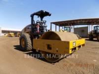 Equipment photo CATERPILLAR CS56B 振動シングル・ドラム・スムーズ 1