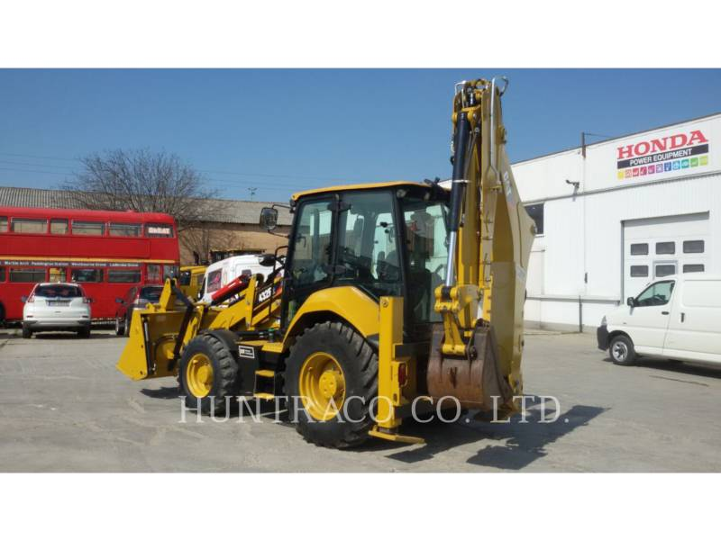 CATERPILLAR RETROEXCAVADORAS CARGADORAS 432F2 equipment  photo 4