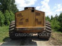 CATERPILLAR FORESTRY - FELLER BUNCHERS - WHEEL 573C equipment  photo 6