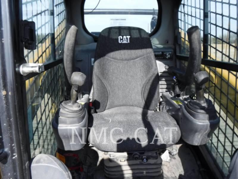 CATERPILLAR CARGADORES MULTITERRENO 287D equipment  photo 5