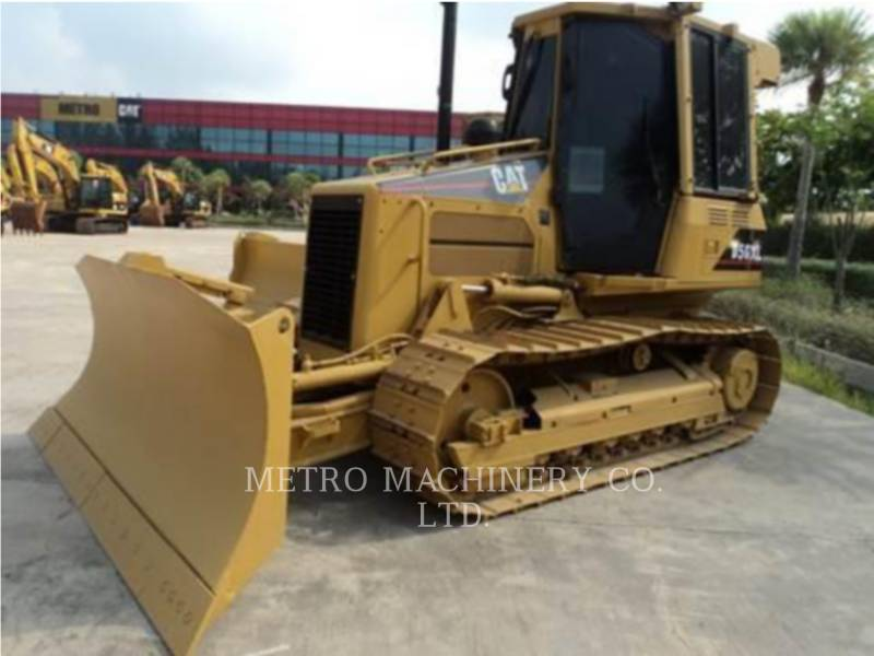CATERPILLAR CIĄGNIKI GĄSIENICOWE D5GXL equipment  photo 1