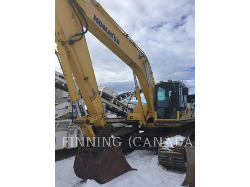 KOMATSU PELLES SUR CHAINES PC270LC-8 equipment  photo 1