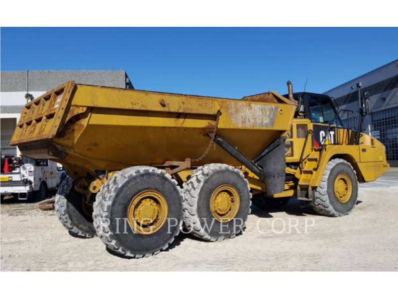 Caterpillar CAMIOANE ARTICULATE 730C equipment  photo 4
