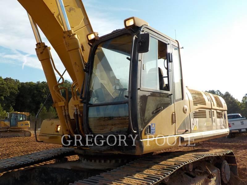 CATERPILLAR TRACK EXCAVATORS 330C L equipment  photo 2