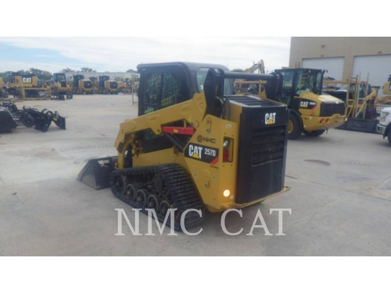 CATERPILLAR PALE CINGOLATE MULTI TERRAIN 257D equipment  photo 2