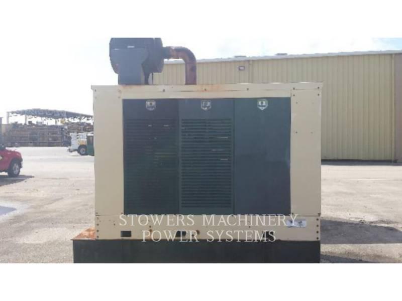 KOHLER STATIONARY GENERATOR SETS 230KW equipment  photo 1