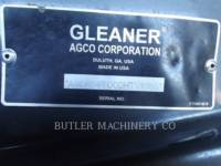 GLEANER COMBINADOS S67 equipment  photo 10