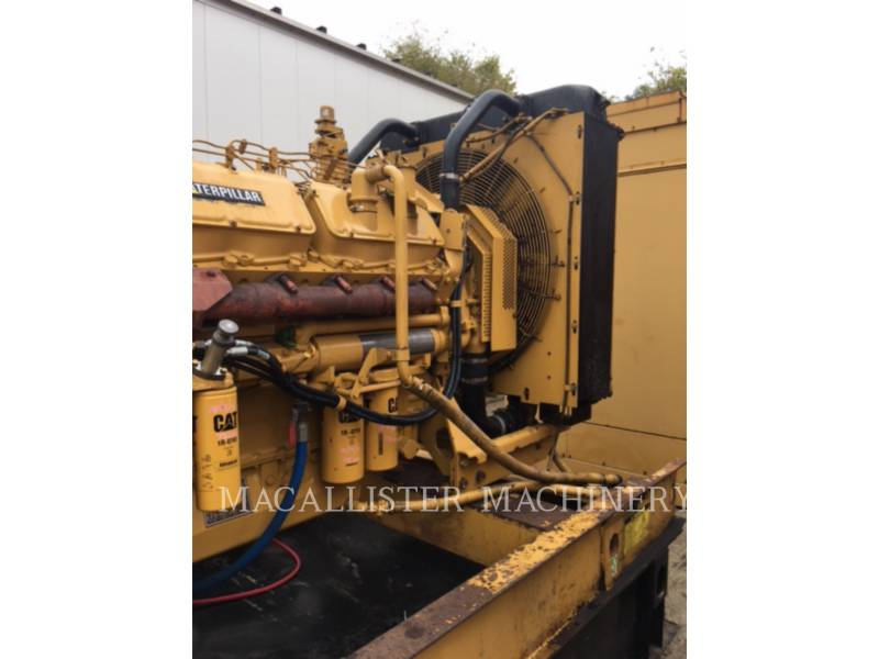 CATERPILLAR STATIONÄRE STROMAGGREGATE 3412 equipment  photo 19