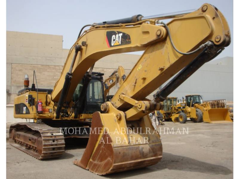 CATERPILLAR KETTEN-HYDRAULIKBAGGER 345 D equipment  photo 7