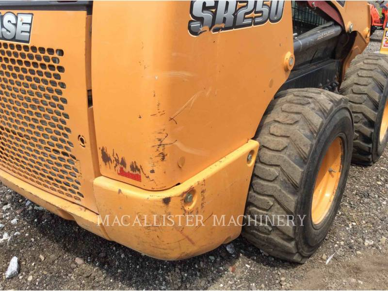 CASE SKID STEER LOADERS SR250 equipment  photo 10