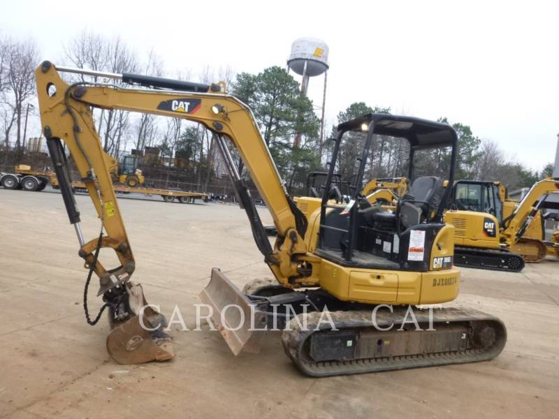 CATERPILLAR EXCAVADORAS DE CADENAS 305E2 equipment  photo 2