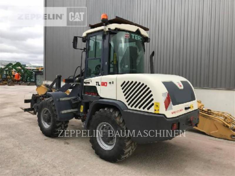 TEREX CORPORATION CARGADORES DE RUEDAS TL80 equipment  photo 4