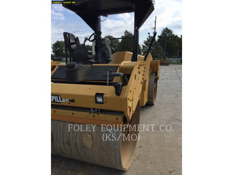CATERPILLAR COMPACTEURS CB54XW equipment  photo 1