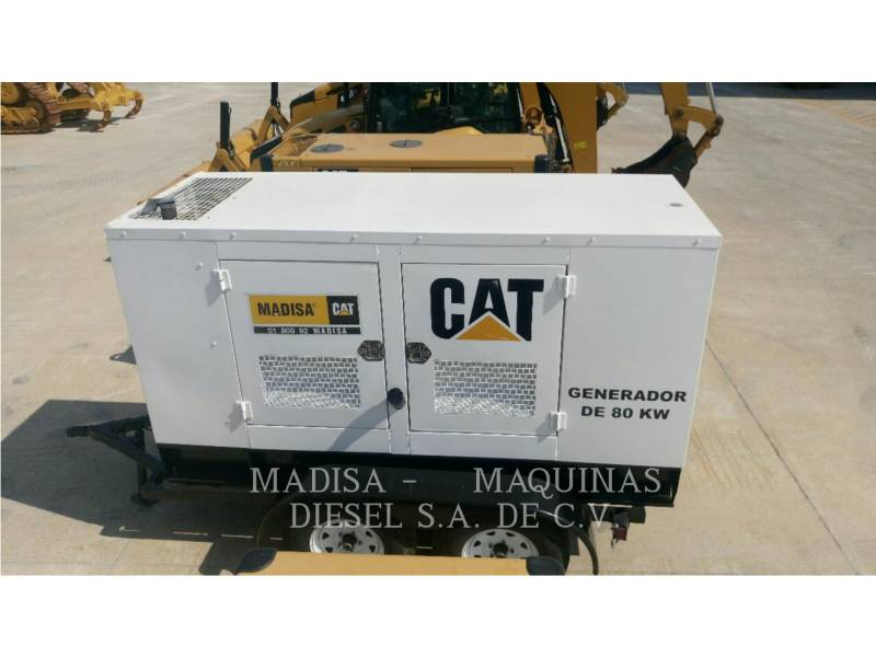 OTHER MOBILE GENERATOR SETS MSS80 equipment  photo 3