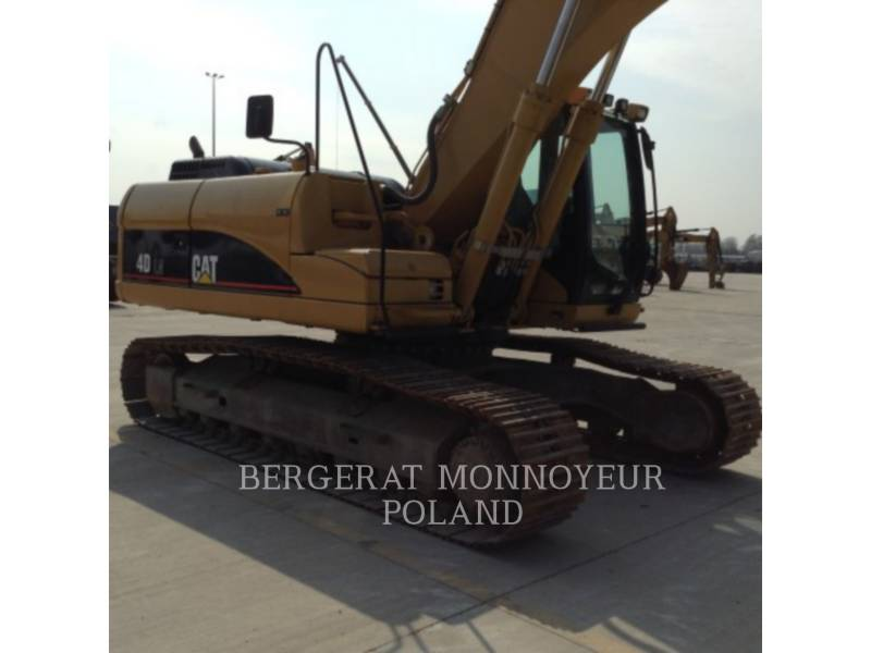 CATERPILLAR TRACK EXCAVATORS 324DLN equipment  photo 2