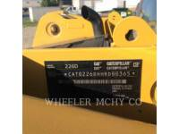 CATERPILLAR SKID STEER LOADERS 226D C3 equipment  photo 9