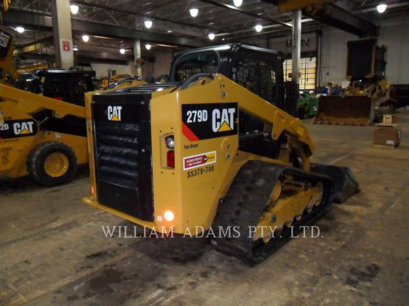 CATERPILLAR 多様地形対応ローダ 279D equipment  photo 3