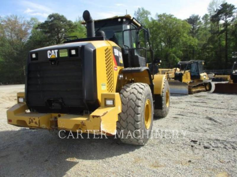 CATERPILLAR RADLADER/INDUSTRIE-RADLADER 950M 2V equipment  photo 4