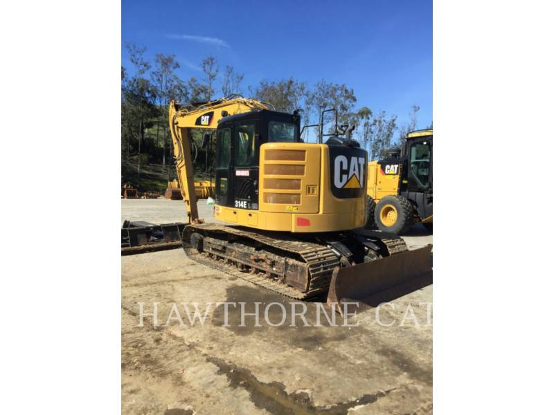 CATERPILLAR TRACK EXCAVATORS 314E CRTH equipment  photo 3