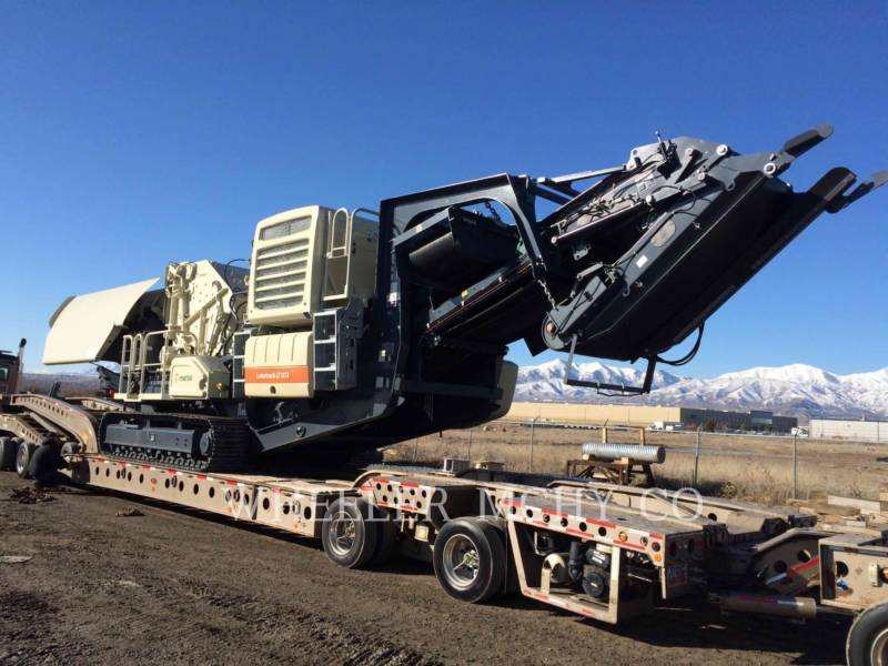 METSO CRUSHERS LT1213 equipment  photo 3