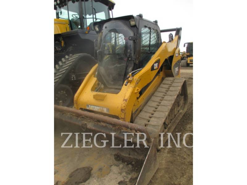 CATERPILLAR CARREGADEIRAS TODO TERRENO 289C equipment  photo 1