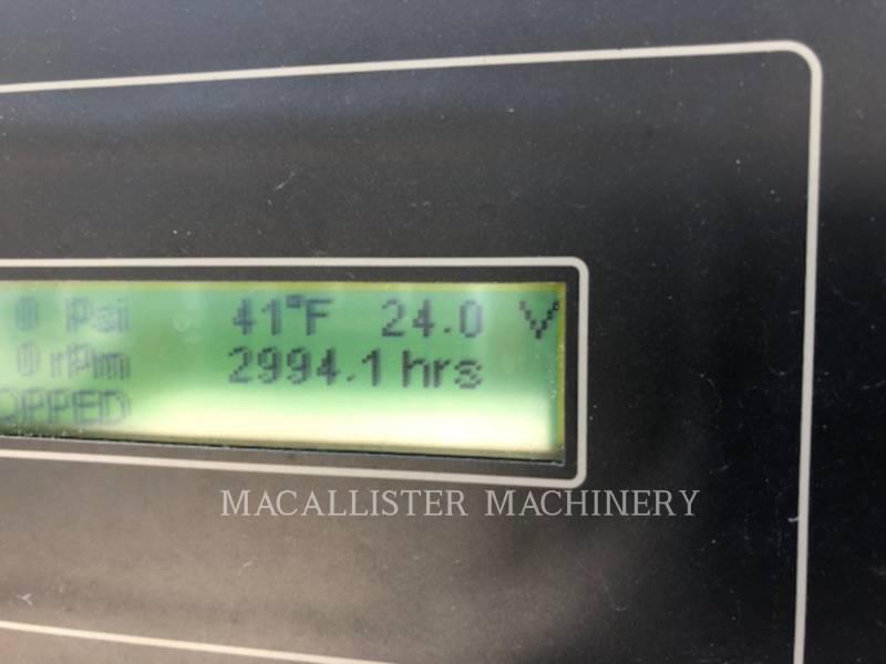 CATERPILLAR PORTABLE GENERATOR SETS XQ300 equipment  photo 13