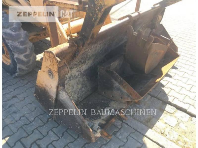CATERPILLAR KOPARKO-ŁADOWARKI 428AT equipment  photo 6