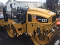 Equipment photo CATERPILLAR CB34B WT – KOMPAKTOR 1