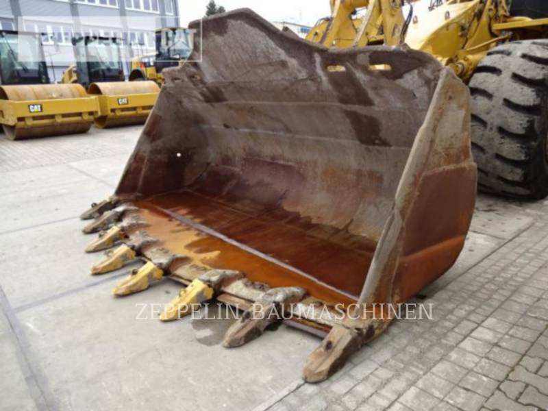 CATERPILLAR CARGADORES DE RUEDAS 988H equipment  photo 7