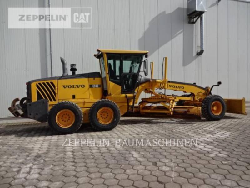 VOLVO CONSTRUCTION EQUIPMENT MOTOR GRADERS G940 equipment  photo 4
