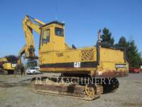 CATERPILLAR FORSTMASCHINE 235C equipment  photo 4