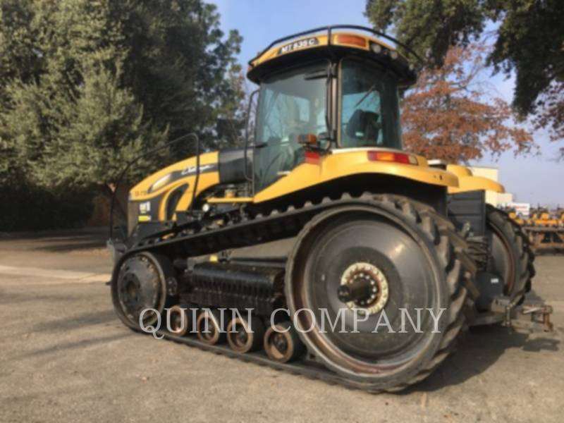 CHALLENGER AG TRACTORS MT835C equipment  photo 9