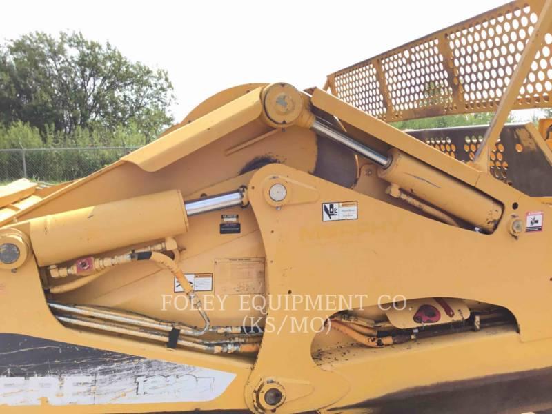 JOHN DEERE スクレーパ - プル・ビハインド 1810E equipment  photo 13