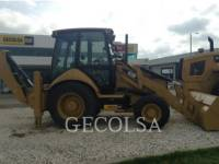CATERPILLAR CHARGEUSES-PELLETEUSES 428F equipment  photo 11